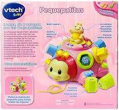 juguete  didactico  Mariquitas Arrastre Vtech Hermoso