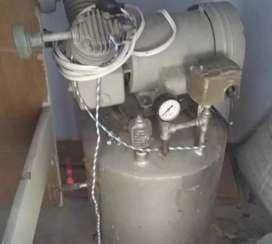 Vendo compresor de 100 libras aire seco ..Multiusos