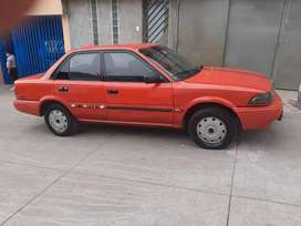 Toyota Corolla 1989 Dual GLP