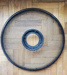 Rejilla ventilador liliana vb 420 60 cm trasero