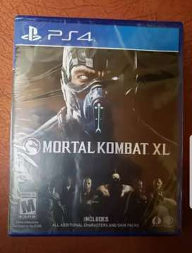 MortalKombat X PS4
