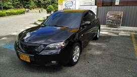 MAZDA 3 MODELO 2009 1.600 AUTOMÁTICO