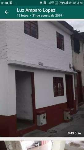 Casa de dos pisos