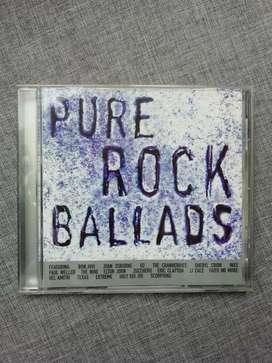 "CD ""Pure Rock Ballads"""