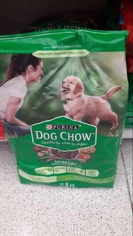 Alimento DOG CHOW CACHORRO