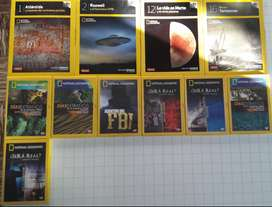 Libro y dvd sobre National Geographic
