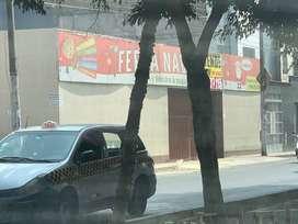 VENDO LOCAL COMERCIAL AV. LAS FLORES - SJL