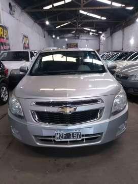 Chevrolet cobalt 2013 full gnc oportunidad motor