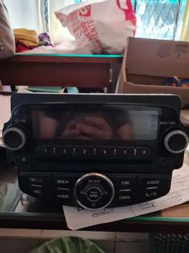 Vendo equipos de sonido chevrolet tracker original