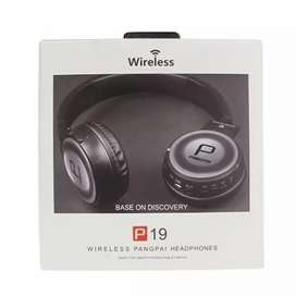 AURICULAR ONLY WIRELESS BLUETOOTH INALAMBRICO P19