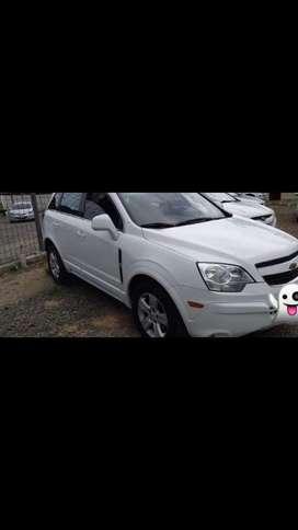 Chevrolet Captiva 2.4, 2014