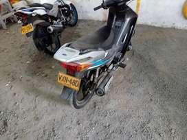 Motocicleta Sigma semiautomatica