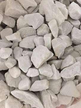 piedra para jardinería y chimeneas