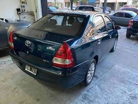 Toyota Etios 1.5 Xs 4 p