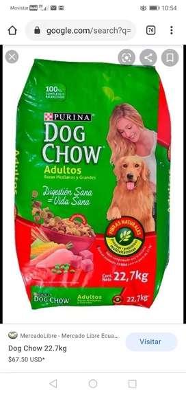 Dog chow adulto 22.7