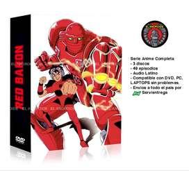 Baron Rojo Serie Anime Completa