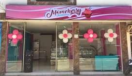 Se vende negocio de pastelería