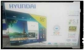 Tv Hyundai 55,smart,uhd 4k,android 5.1 segunda mano  Perú