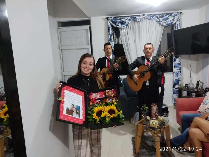 Dueto o trio Musical