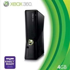 Vendo xbox 360 usado en buen estado