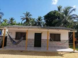 Cabaña disponible para 10 personas puente de Reyes.