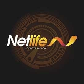 Netlife para ti Cañar