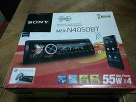 Estereo Sony Mex-n4050bt