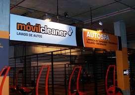 Carteles para corralones en Avellaneda Av. Mitre