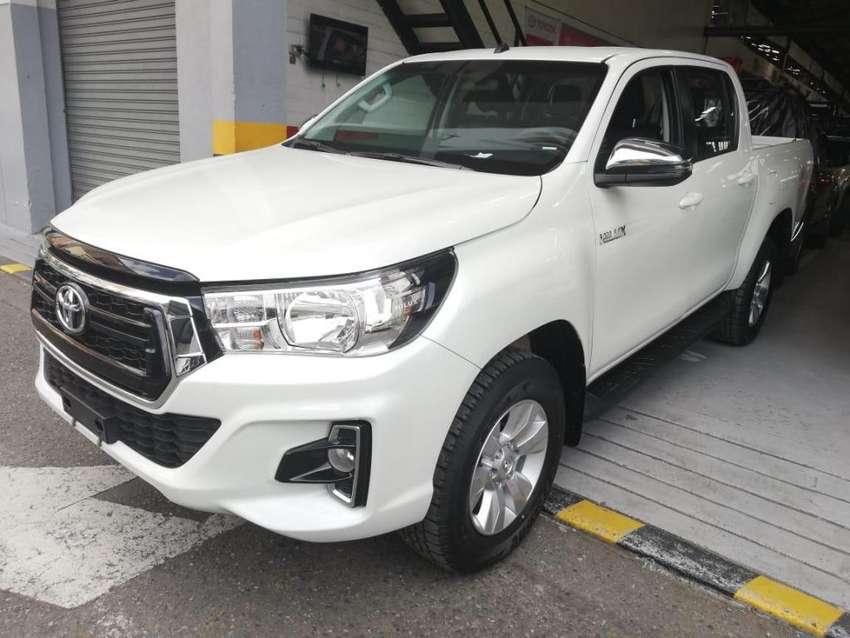 Toyota Hilux Diesel AT 2020 4x4 TN 0