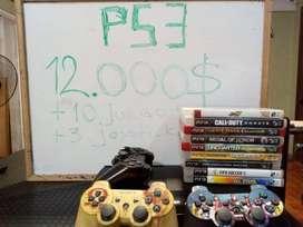 liquidando! PS3 buen estado!