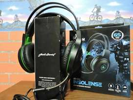 Auriculares gamer xtech insolence