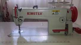 Maquina industrial de costura