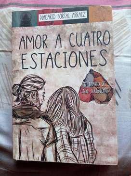 Libro ''Amor a cuatro estaciones''