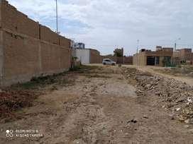 Terreno urbano saneado de 216 m2 - Urb. Ciudad del Chofer - Chiclayo, excelente ubicación