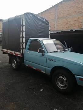 Se vende camioneta luv 1.600