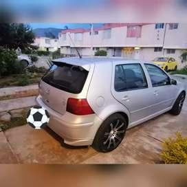 Volkswagen golf mk4 2.0 brasileño