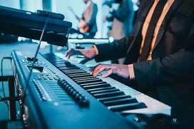 Clases de Piano Cristiano