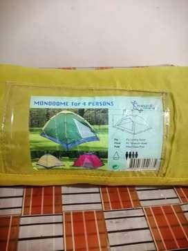 Vendo camping para 4 personas