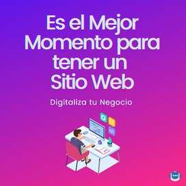 Desarrollo de Páginas Web y Tiendas Virtuales