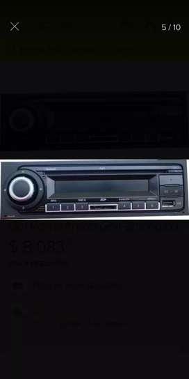 Estereo original de Volkswagen con USB y Bluetooth