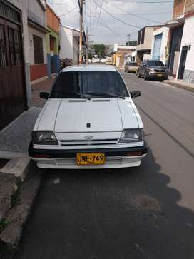 se vende chevrolet sprint modelo 1992 serie full injection