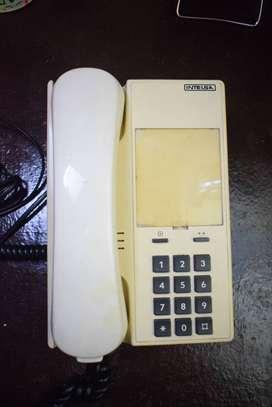telefono fijo marca INTELSA