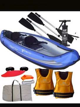 Vendo Kayak Cano Inflable 2 Personas