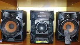 Equipo Sony cd - USB - radio MHC -EX66 más modulo de Bluetooth