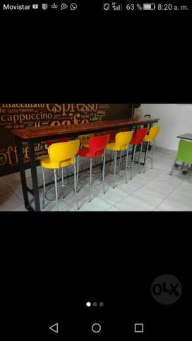 Barra Tipo Bar