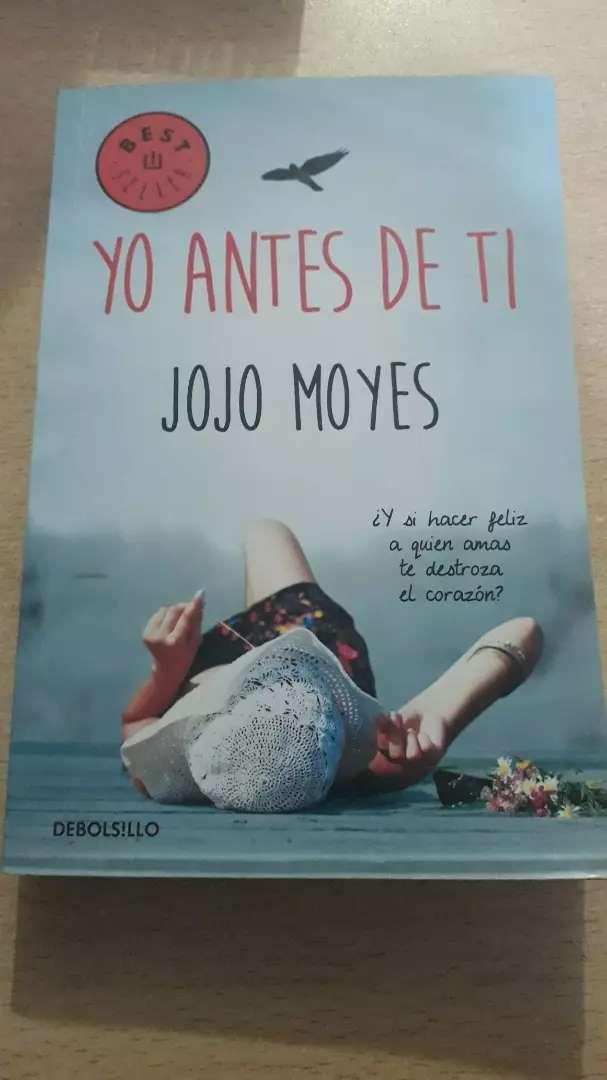 Yo antes de Ti, Jojo Moyes 0