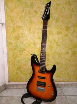 Guitarra ibañez Gio