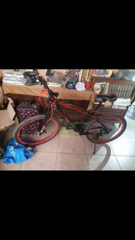 Vendo Bici Rod 26 21 Vel Llantas Doble