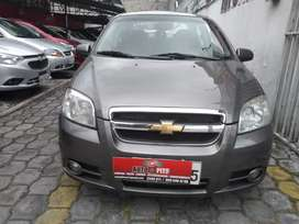 Chevrolet Aveo Emotion 2017 Gls full manual