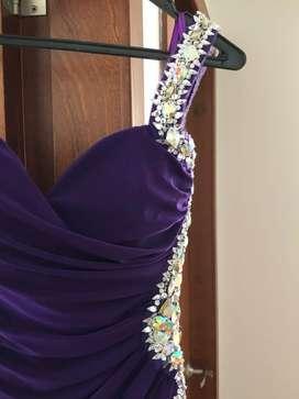Vestido de Gala Talla 6 O S